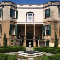 Photo taken at Telfair Museums' Owens-Thomas House by Emily R. on 4/27/2012