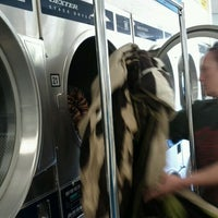 Photo taken at Coin Laundry by ~kurse~ L. on 2/23/2012