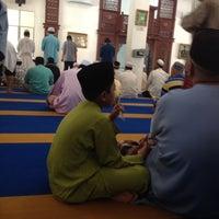 Photo taken at Masjid Al-Hijrah by Affan J. on 8/17/2012