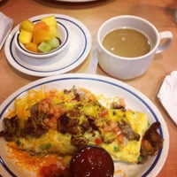 Photo taken at IHOP by Christine on 7/16/2012
