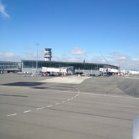 Photo taken at Christchurch International Airport (CHC) by Justin H. on 2/17/2012