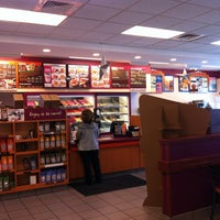 Photo taken at Dunkin' Donuts by Cat T. on 4/7/2012