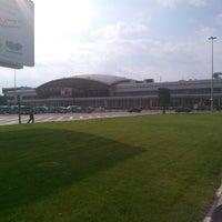 Photo taken at Terminal B Parking by Sergiy S. on 8/24/2012