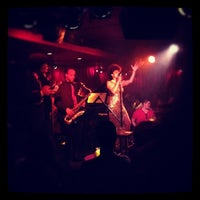 6/22/2012にNick C.がManderley Bar at the McKittrick Hotelで撮った写真