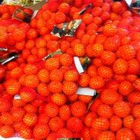 Photo taken at Mercadona by Pedro T. on 3/3/2012
