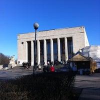 Снимок сделан в Театр юных зрителей им. А. А. Брянцева пользователем Natalia T. 4/15/2012