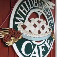 Photo taken at Whidbey Pies Cafe by Lisa S. on 8/7/2012