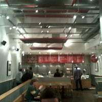 Photo taken at Chipotle Mexican Grill by Pedro V. on 2/7/2012