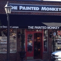 Photo taken at The Painted Monkey by Eren B. on 2/2/2012