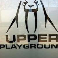 Photo taken at Upper Playground - Berkeley by James 6 shotta B. on 2/24/2012
