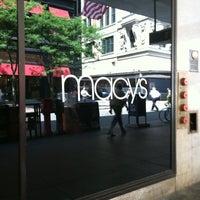 Photo taken at Macy's by Sousou B. on 8/16/2012