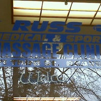 Photo taken at Russ Medical and Sport Massage Clinic by Melanie W. on 2/21/2012