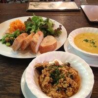 Photo taken at Cafe Amar by Yasuko U. on 6/3/2012