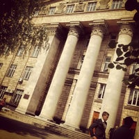 Photo taken at КНЕУ / Київський національний економічний університет ім. В. Гетьмана by Жора Г. on 9/6/2012