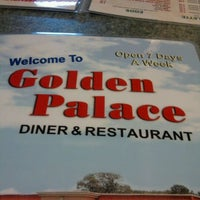 Photo taken at Golden Palace Diner by Susan W. on 5/13/2012