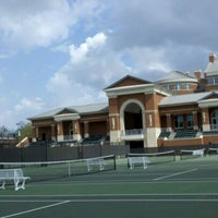 Photo taken at Halton-Wagner Tennis Complex by Eric J. on 3/22/2012