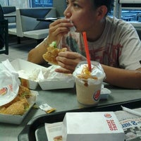 Photo taken at Burger King by Shaunea M. on 8/23/2012