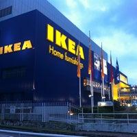 Photo taken at IKEA by Jay (Jae Hun) M. on 4/19/2012