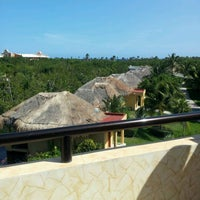 Photo taken at The Royal Suites Yucatán by Julie C. on 5/6/2012