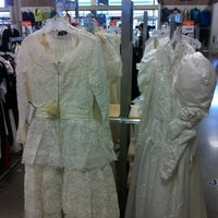 Photo taken at Goodwill by Lillian K. on 4/1/2012