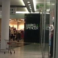 Photo taken at Marks & Spencer by Даниил Г. on 4/22/2012