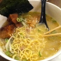Photo taken at Ren's Ramen by Sean L. on 8/4/2012