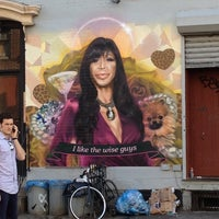 Photo taken at Big Ang Mural by Jill M. on 7/9/2012