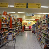 Photo taken at Morrisons by Aigars B. on 5/15/2012