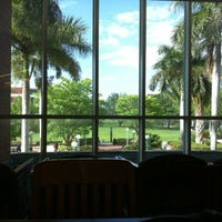 Photo taken at Broward College Library - Central Campus by Chelsey Abigail B. on 4/19/2012