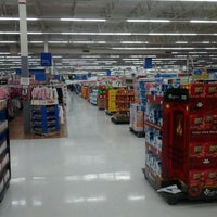Photo taken at Walmart Supercenter by Tracy M. on 11/8/2011