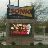Photo taken at Sonic Drive-In by Jeremy B. on 4/29/2012