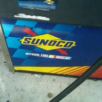Photo taken at Sunoco Gas by Dave R. on 9/11/2011