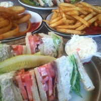 Photo taken at Brenda's Diner by Ken D. on 7/25/2012
