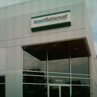 Photo taken at Newell Rubbermaid Learning & Development Center by Derek A. on 3/31/2011