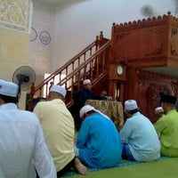 Photo prise au Masjid As-Salam par mnazmi le12/30/2011