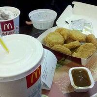 Photo taken at McDonald's by Mina B. on 10/22/2011