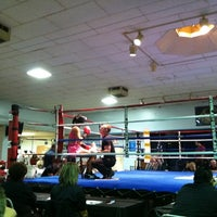 Photo taken at South Broadway Athletic Club by Candy on 10/15/2011