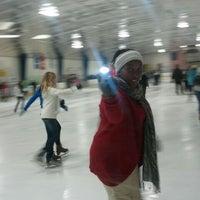 Photo taken at Northland Ice Center by Lauren W. on 12/31/2011