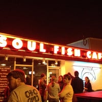 Photo taken at Soul Fish by Lauren-michelle S. on 1/21/2012