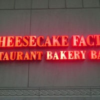 Photo taken at The Cheesecake Factory by Robert H. on 4/16/2012