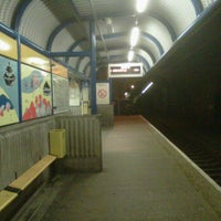 Photo taken at Hebburn Metro Station by Cameron T. on 9/2/2011