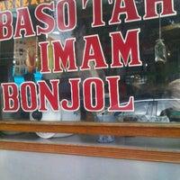 Photo taken at Food Court Imam Bonjol by uday i. on 2/15/2011