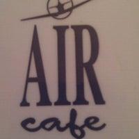 Photo taken at Air Cafe by Marek R. on 12/20/2011