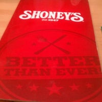 Photo taken at Shoney's by Tray on 1/21/2012
