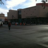 Photo taken at Stephens Library by C H. on 11/17/2011