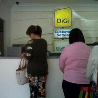 Photo taken at DiGi Center by Zen W. on 1/28/2012