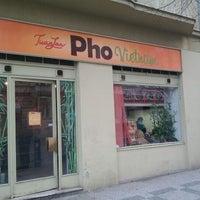 Photo taken at Pho Vietnam Tuan & Lan by Robert Š. on 1/6/2012