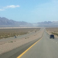 Photo taken at Highway 95 To Vegas by Alex G. on 3/25/2012