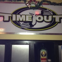 Photo taken at Time Out Sports Bar by Kimba on 12/18/2011