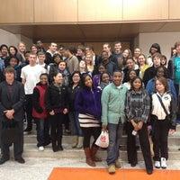 Снимок сделан в Court Theatre at University of Chicago пользователем Jessica S. 2/1/2012